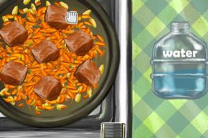 喷香牛肉饭