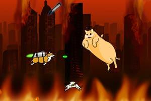超级小狗闯地狱