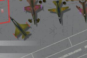 停靠战斗机选关版