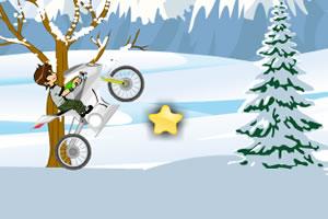 少年骇客冬季摩托