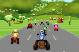 玩具车竞赛