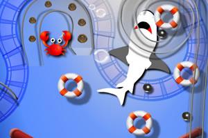 鲨鱼弹珠台
