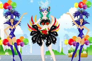 时尚狂欢节