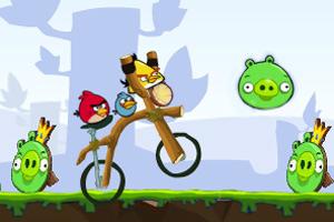 愤怒小鸟自行车