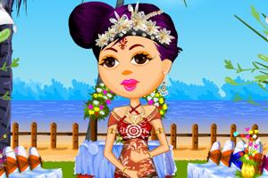 巴厘岛新娘