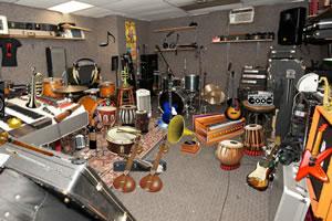 音乐室找东西