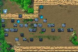 坦克的最终防御战