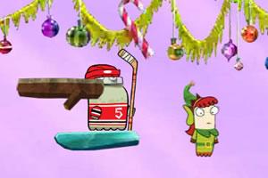 小鱼上百层圣诞节版