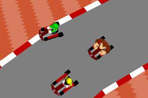 马里奥卡丁车竞速赛