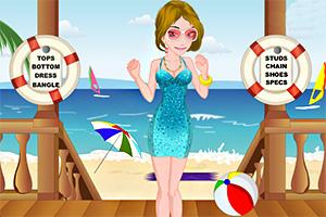 度假海湾装扮