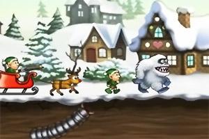 蠕虫行动圣诞节版