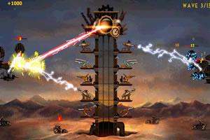 蒸汽塔防御战无敌版