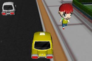 3D出租车驾驶
