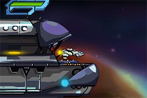 星球战斗机无敌版