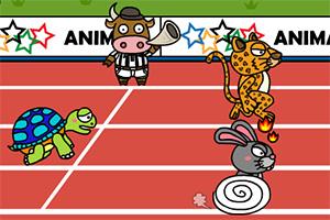 动物运动赛