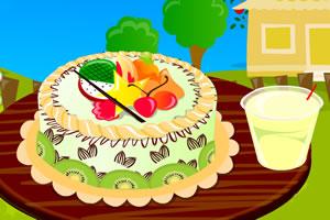 装饰水果蛋糕