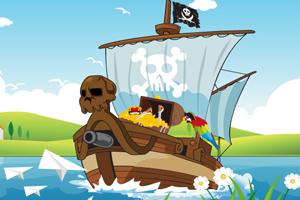 我的心爱小船