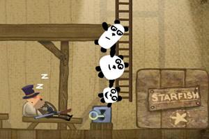 熊猫逃生记
