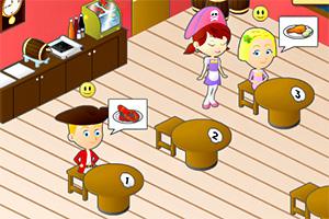 海盗主题餐厅