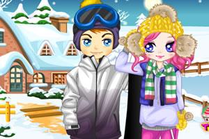 冬季滑雪之装