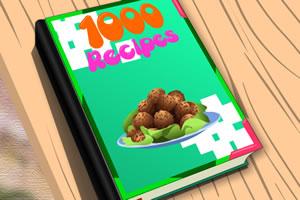设计我的食谱书
