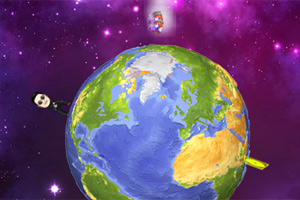 鸟叔绕地球