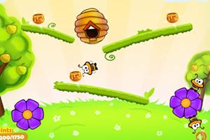 有趣的蜜蜂