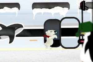 北极熊的旅行