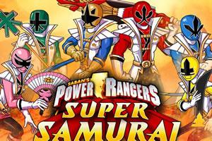 五星战队之超级武士加强无敌版2