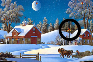 圣诞铃铛狙击手
