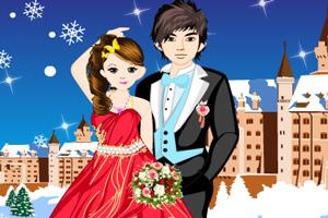 冬季温馨婚礼