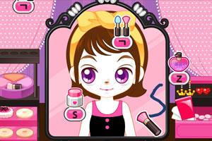 阿sue化妆比赛2