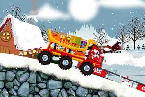 圣诞礼物运输车2