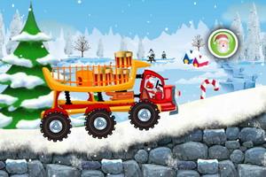 圣诞礼物运输车2无敌版