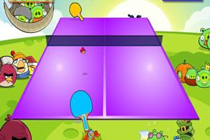 愤怒的小鸟乒乓球