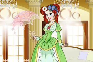 甜美的公主