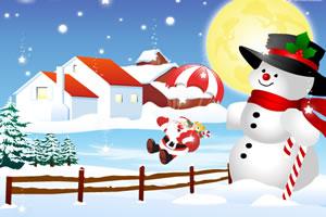 圣诞节小屋