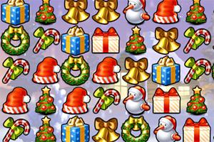 冬季圣诞对对碰