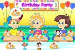 欢乐生日派对
