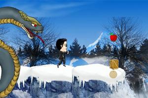 鸟叔圣诞逃生