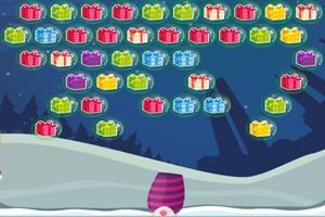 圣诞礼物欢乐泡泡龙