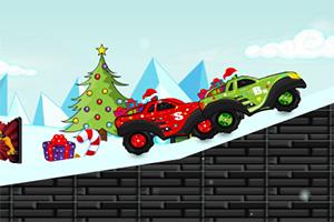 骇客VS圣诞车