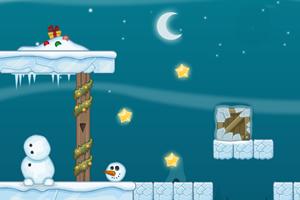 雪人头冒险