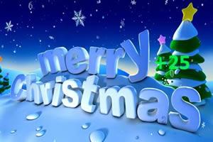 圣诞图片找数字