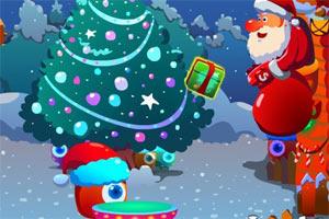 圣诞欢乐接礼物无敌版