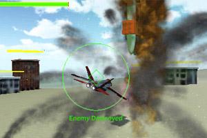 3D天空战争