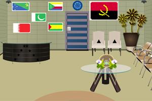 国际会议室逃脱