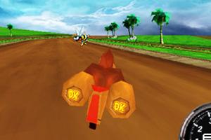 3D猩猩摩托赛