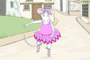 小老鼠芭蕾舞