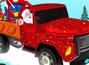 圣诞礼品车选关版